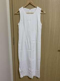 GG5 Dress - White