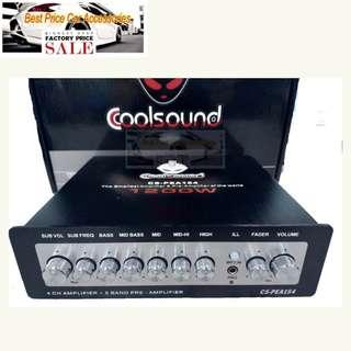 COOLSOUND EQUALIZER CS-PEA154 1200W