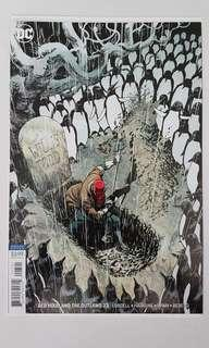 RED HOOD AND THE OUTLAWS #23 Var