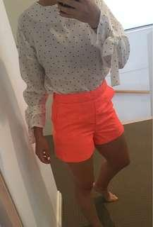 Kookai - Coral Shorts - Size 38