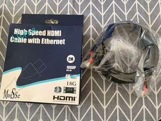 Moisse High Speed HDMI Cable