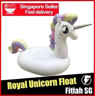 Royal Princess Unicorn Pool Float Party