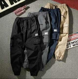 🚚 *up to 48inches 7xl CARGO JOGGERPANTS