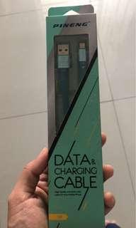 Data & charging cable