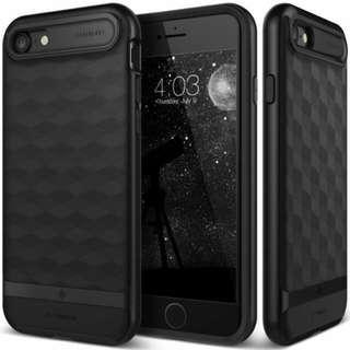 🚚 🍊CNY SALE🍊 Caseology iPhone 7/8 Case [Parallax] [Black]🍊