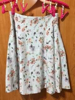🚚 高腰傘狀裙