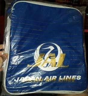 70年代日航旅行袋,全新,只限順豐到付,350元