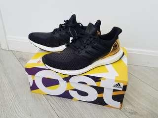 【全新】Adidas Ultra Boost Olympic Gold 奧運金