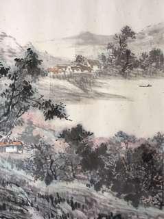 画家啟涛 Chinese painting