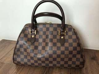 LV handbag - Damier Ribera MM