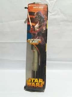 Star Wars Revenge of the Sith Anakin Skywalker Electronic Color-Change Blade Lightsaber