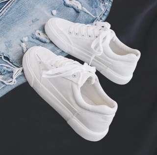 White Shoes #JAN55