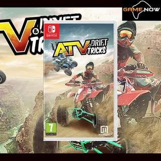 ATV Drifts & Tricks
