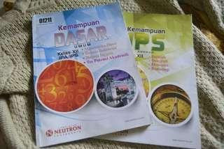 Buku Neutron Tes PTN Soshum #bersihbersih