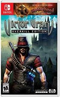 Nintendo Switch Victor Vran