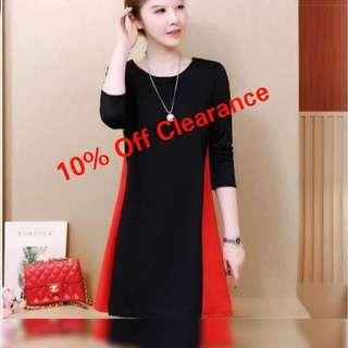 [CNY 2019 Collection] Ready Stock Plus Size Dress