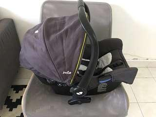 Joie Gemm Baby carseat up to 12months