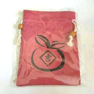 Julie's Drawstring Pouch