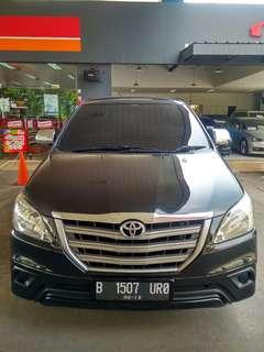 Toyota Kijang Grand Innova E AT 2014 ,Dp 18jt Ang 4jtn