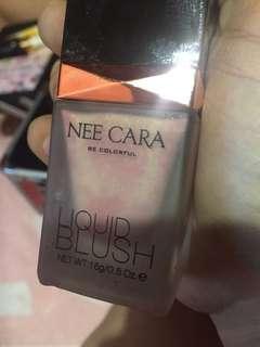Neecara liquid blush