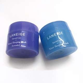 [sale] Laneige Water Sleeping Mask Duo 30ml #BEAUTY50