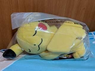 (Authentic) Sleeping Pikachu Plush
