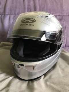 Kabuto Kamui Full Faced Helmet