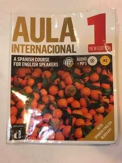 AULA INTERNACIONAL 1(new edition) + CD included