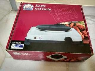 Home Proud Fairprice Single Hot Plate