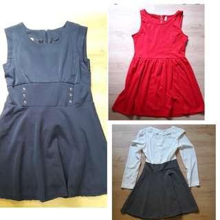 Dresses 3 for $10