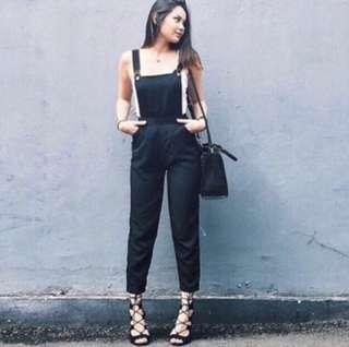 OVERALL JUMPSUIT OUTER NEW