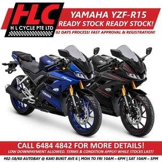 Yamaha R15 V3 2019