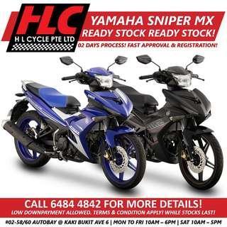 Yamaha Sniper MX 150