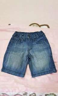 Levi's boys denim shorts