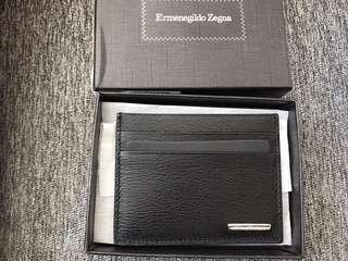 Ermenegildo Zegna Card Holder