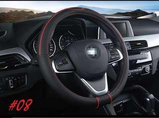 Various design and models to choose from! Car Steering Wheel Cover New