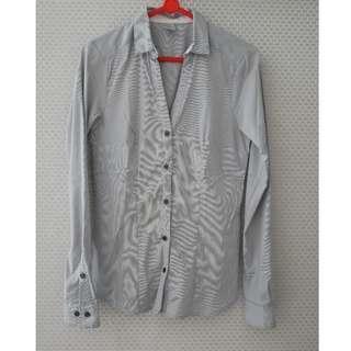 [GARAGE SALE] H&M Stripes Shirt