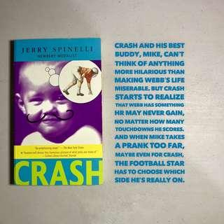 """Crash"" by Jerry Spinelli"