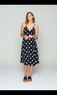 The Fifth Label Spotted Maxi Dress