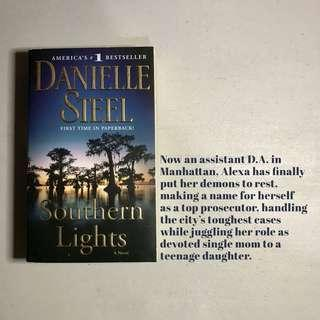 """Southern Lights"" by Danielle Steel"