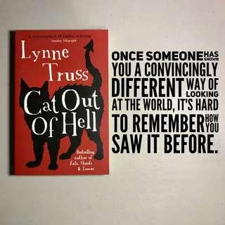 """Cat Out of Hell"" by Lynn Truss"