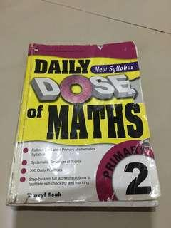 Daily Dose of Math Primary 2