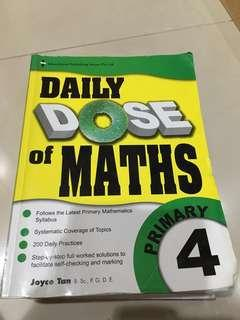 Daily Dose of Math 4