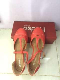 BATA Simple Shoes Hak 3 CM