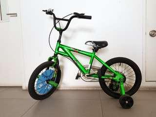 "Kids Bicycle 16"" Kent boys ages 5+"