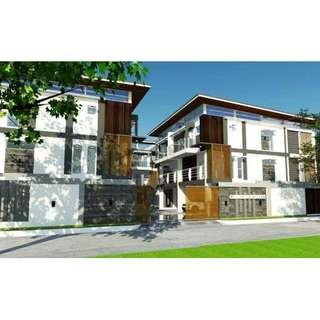 Pre-Selling Townhouse at Congressional Ave