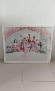 TWICELAND Signed/Autograph Poster (TWICE)