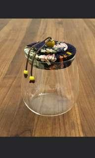 Glass Container/pot