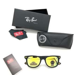Kacamata rayban rb4195