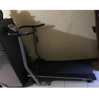 manual magnetic treadmill